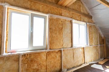 C-Rénovation : Comment faire une isolation sous toiture avec présence de fenêtres à Fenouillet
