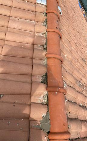 Réfection de Faitage à Toulouse