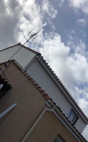 Isolation de façades et pose de bardage à Cugnaux