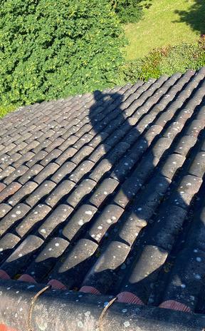 Nettoyage de toiture à L'Union