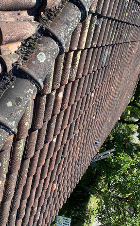 renovation de toiture à l'Union