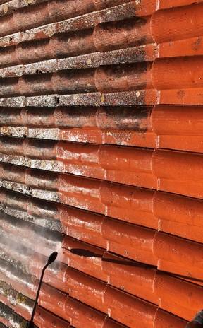 Nettoyage de toiture à Toulouse de 10 à 13 euros du mètre carré