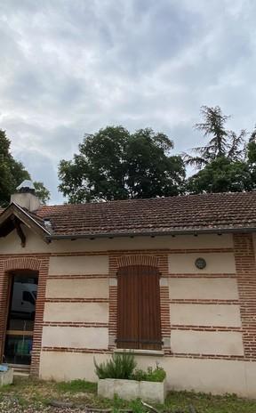 Rénovation nettoyage de toiture châteaux mfr mondonville 31