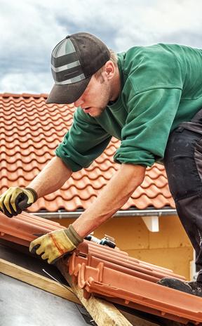 Nettoyage de toiture à Toulouse