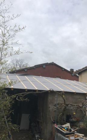 Rénovation toiture toulouse